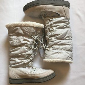 Wind River Water Resistant Winter Boots /Faux Fur